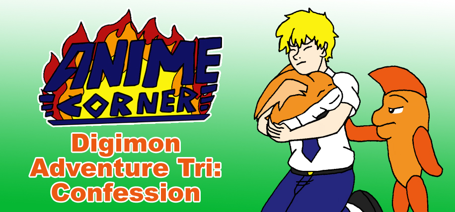Blog Digimon Adventure Tri 3 Review Title